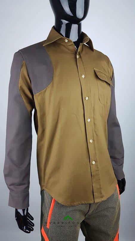 5a Regina camicia CR2 Marrone (1)