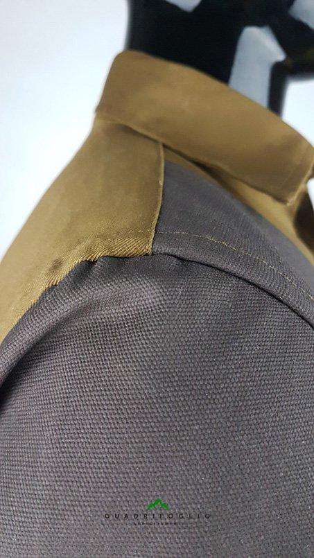 5a Regina camicia CR2 Marrone (3)