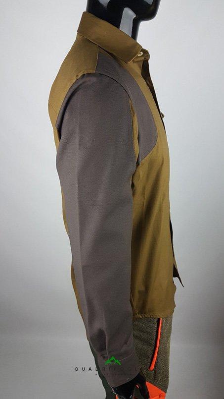 5a Regina camicia CR2 Marrone (4)