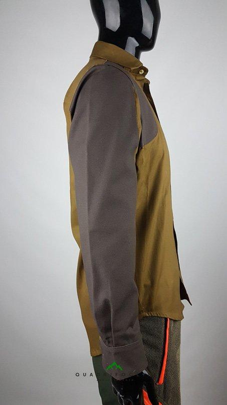 5a Regina camicia CR2 Marrone (5)