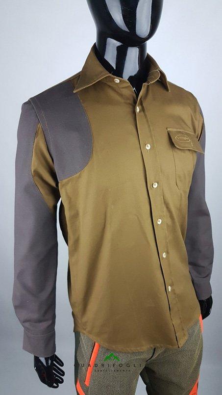 5a Regina camicia CR2 Marrone (7)