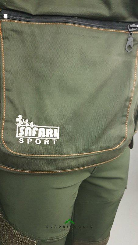 Safari Sport Gilet RR30 Verde(3)