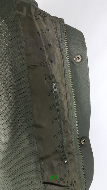 CTB Giacca 8110 Olive green (3)