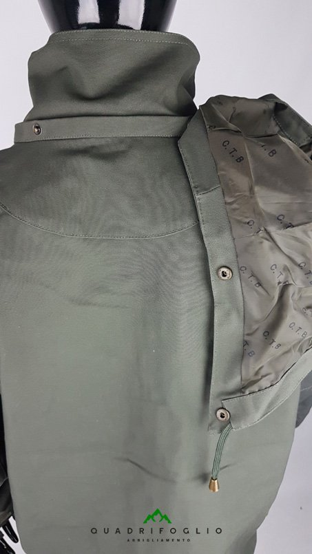 CTB Giacca 8110 Olive green (6)
