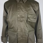 CTB Giacca 8128 Olive Green (1)