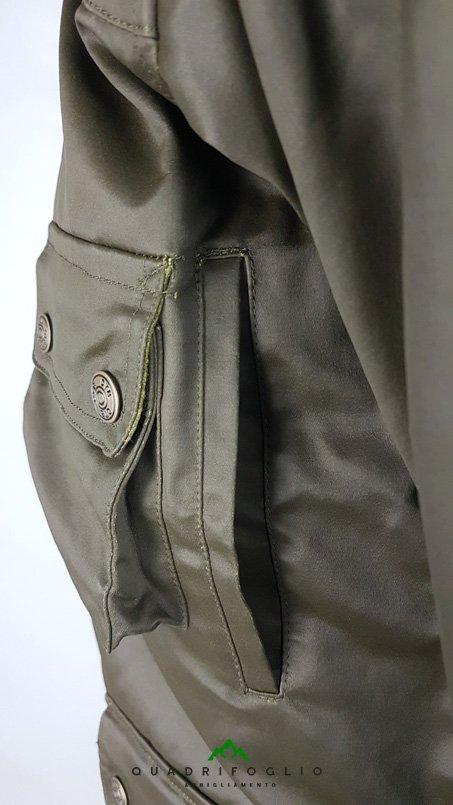 CTB Giacca 8128 Olive Green (7)