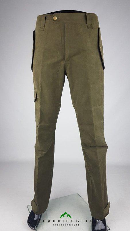 CTB Pantalone Auckland Olive (1)