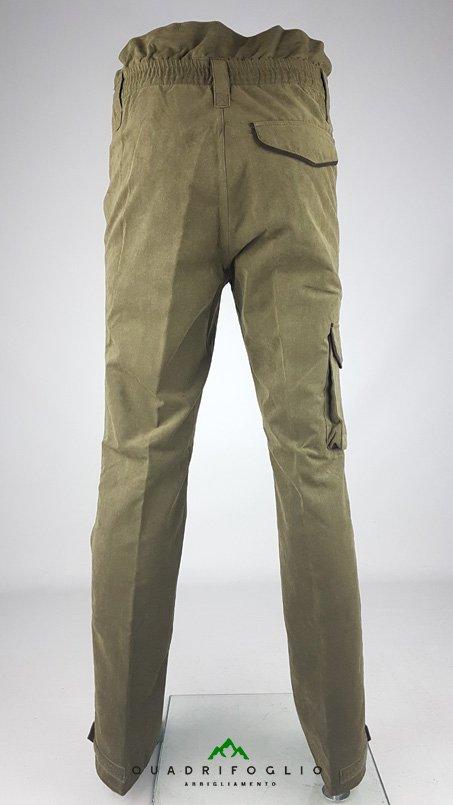 CTB Pantalone Auckland Olive (9)