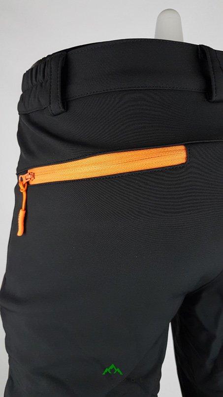 Safari Sport Pantalone Brownblack (2)