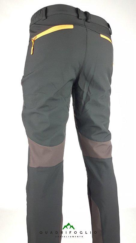 Safari Sport Pantalone Brownblack (4)