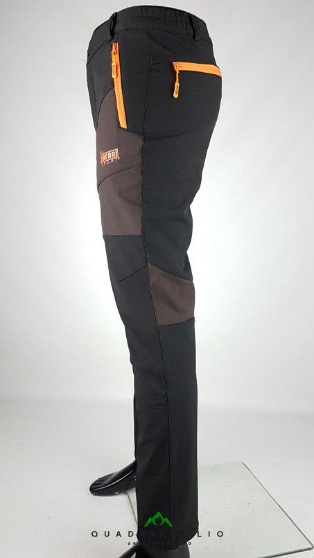 Safari Sport Pantalone Brownblack (6)