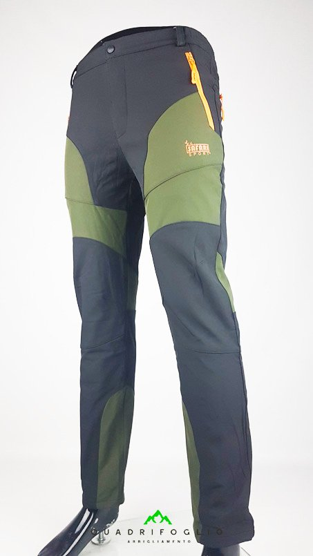 Safari Sport Sp01 Pantalone Greenblack (1)
