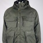 Hunter Giacca 9149 Olive C (1)