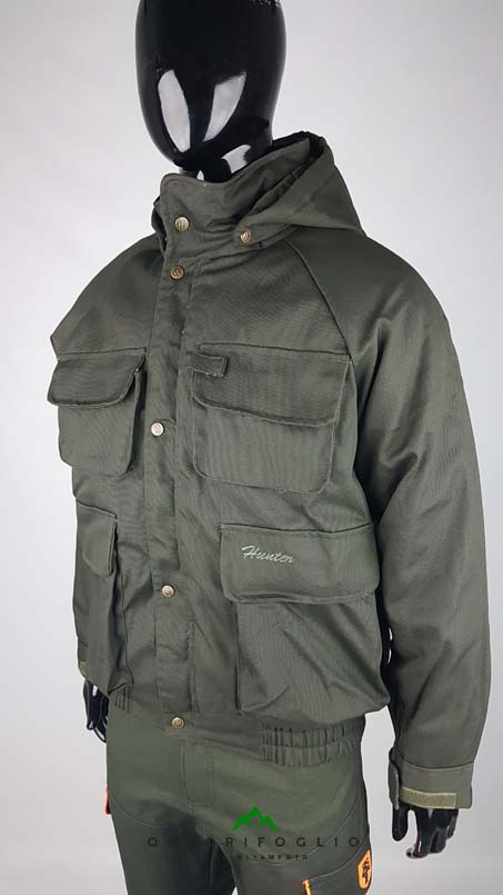 Hunter Giacca 9149 Olive C (12)