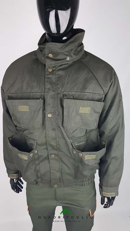 Hunter Giacca 9149 Olive C (5)