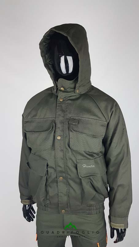 Hunter Giacca 9149 Olive C (7)