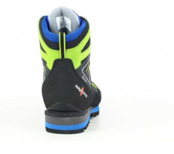 Kayland Scarpone Cross Mountain GTX Lime – Quadrifoglio