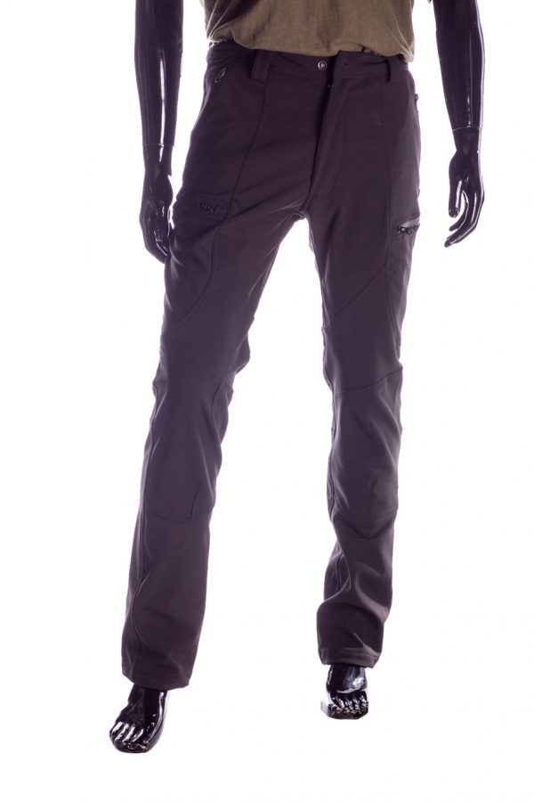 Pantalone da caccia CTB 03.3 nero-1