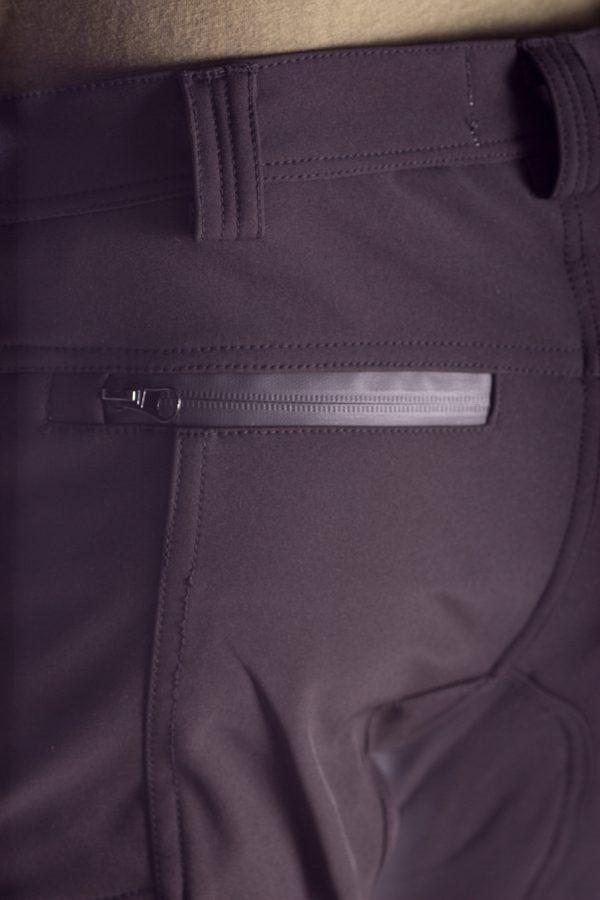 Pantalone da caccia CTB 03.3 nero-4