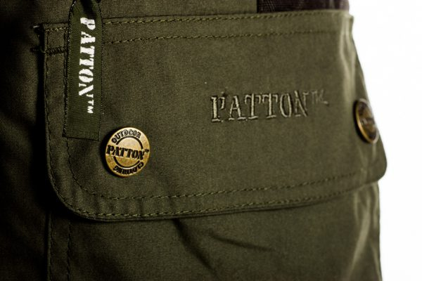 Pantaloni da caccia Patton 03.01V -4