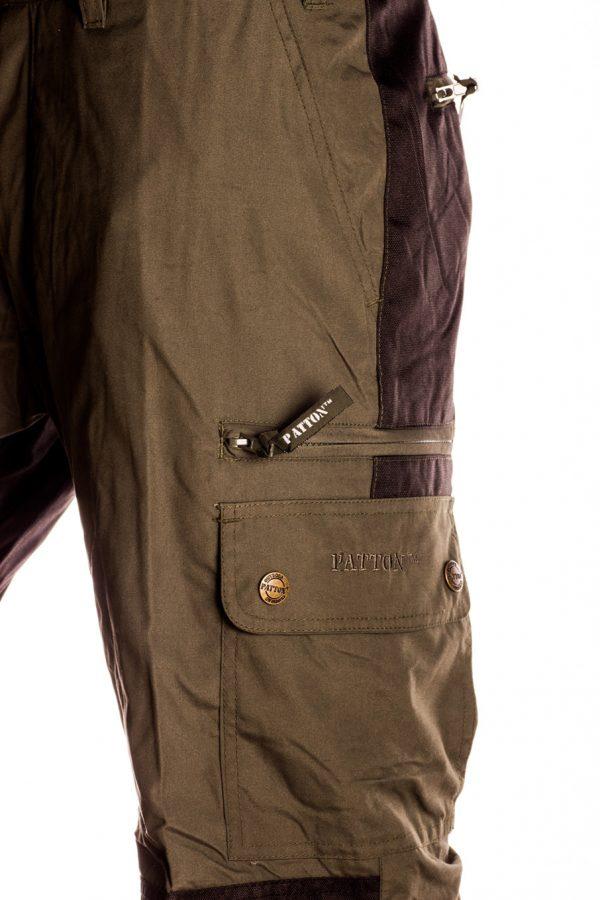 Pantaloni da caccia Patton 03M-4