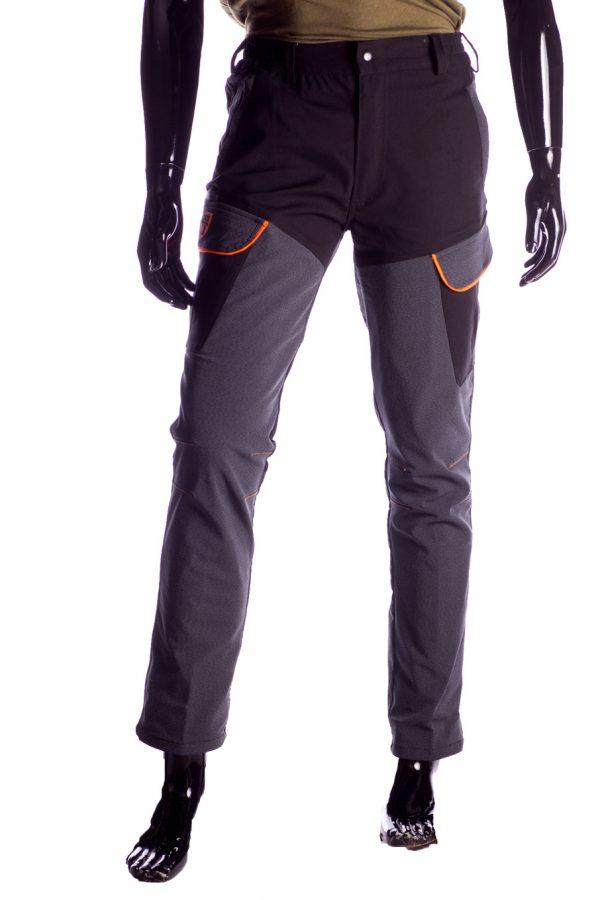 Pantalone da caccia RS Hunting 04 nero-1
