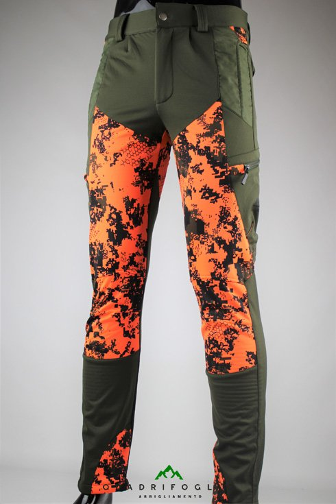 Pantalone Masseria Art.40 Orange1