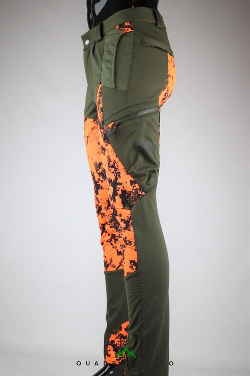 Pantalone Masseria Art.40 Orange3