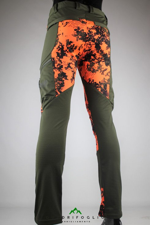 Pantalone Masseria Art.40 Orange4