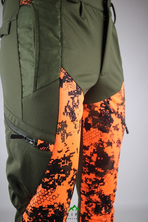 Pantalone Masseria Art.40 Orange9