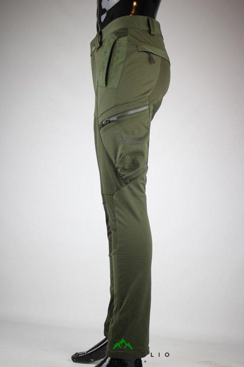 Pantalone da caccia Masseria art.40 Olive1