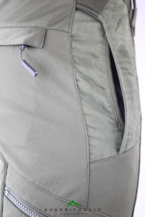 Pantalone da caccia Masseria art.40 Olive5