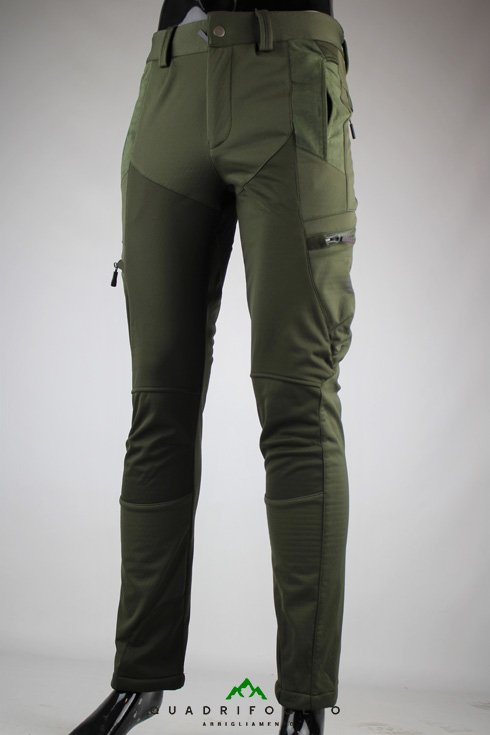 Pantalone da caccia Masseria art.40 Olive7
