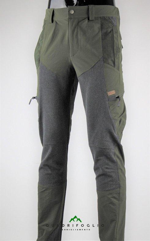 Pantaloni da caccia Masseria Art.36 Olive 2