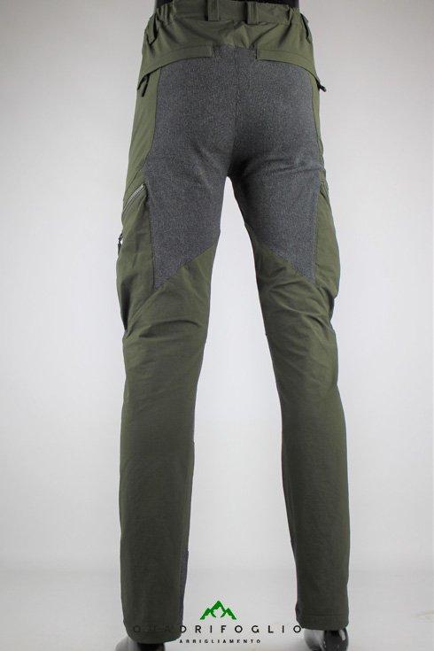 Pantaloni da caccia Masseria Art.36 Olive 4