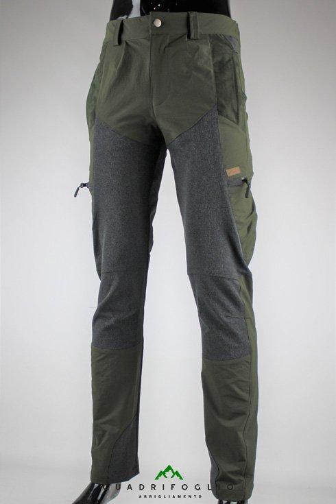 Pantaloni da caccia Masseria Art.36 Olive 5