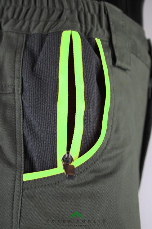Pantalone da caccia Hunting Life QF3