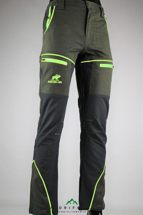 Pantalone da caccia Hunting Life QF3- 4
