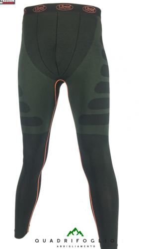 pantalone termico elasticizzato traspirante alta visibilità hunting trekking montagna