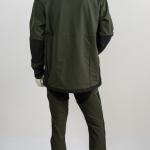 Pantalone Hunting Life Patton Verde Fluo