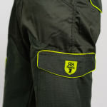 Pantalone RS Hunting T98 Yellow