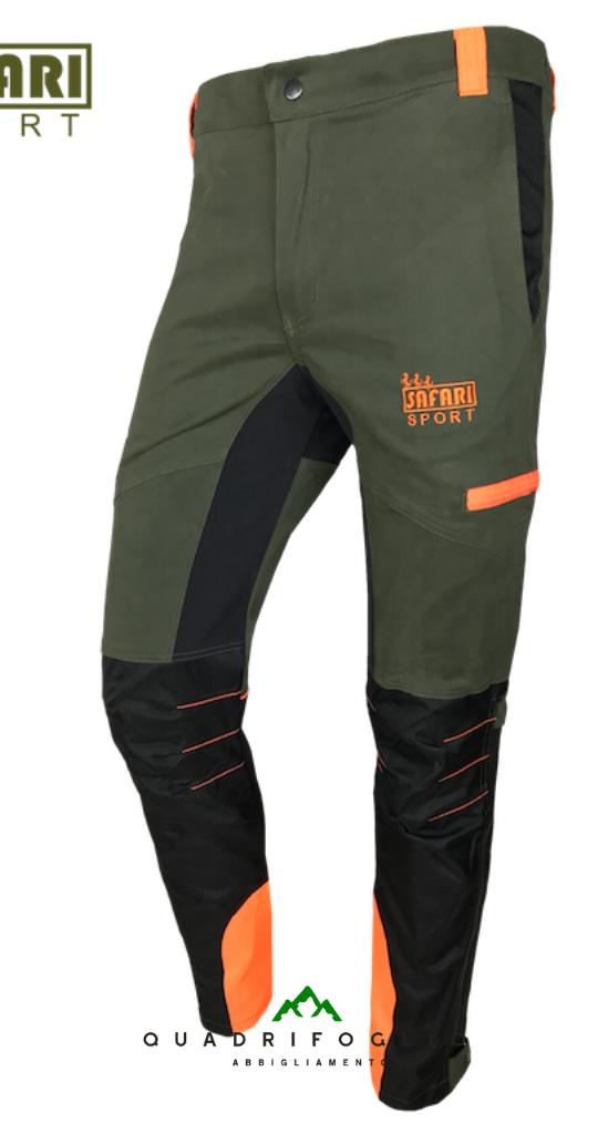 Pantalone Safari Sport JTX02 Artemide