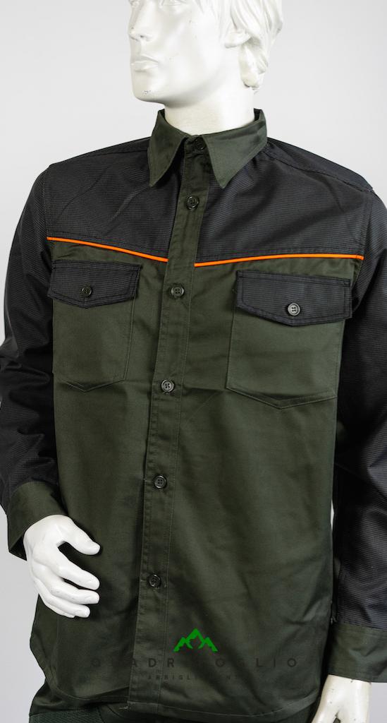 Camicia RS Hunting C250 Orange QF Abbigliamento