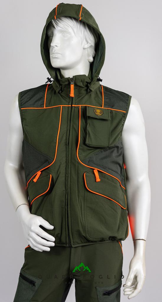 Gilet Vient V29 QF Abbigliamento