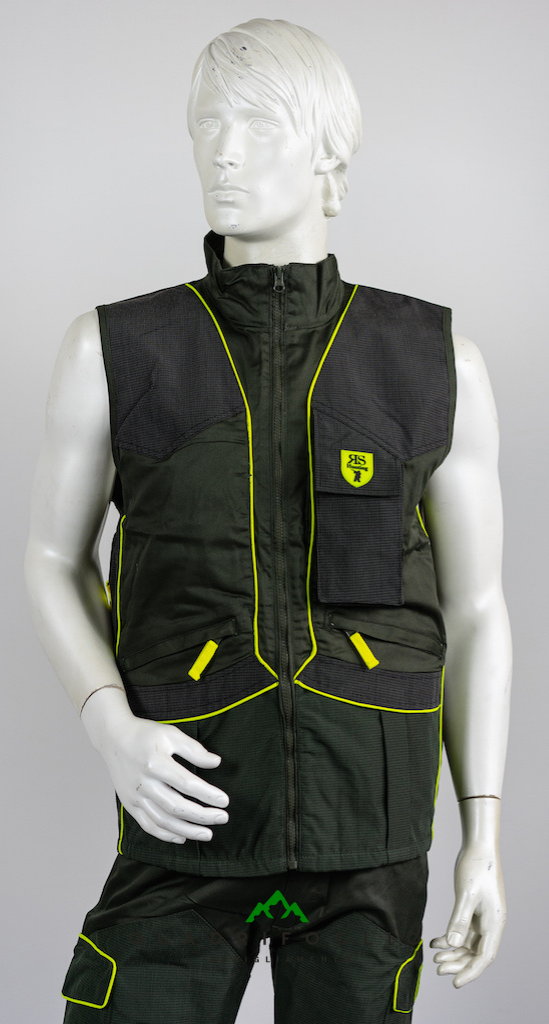 Gilet RS Hunting L960 Yellow
