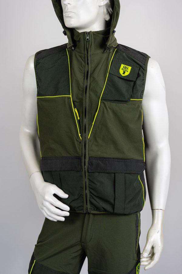 Gilet RS Hunting LV950 QF Abbigliamento